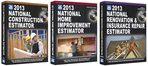2013 Craftsman Costbooks