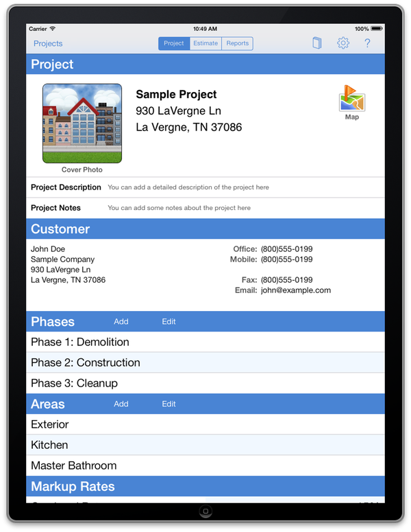 Blog Construction Cost Estimator