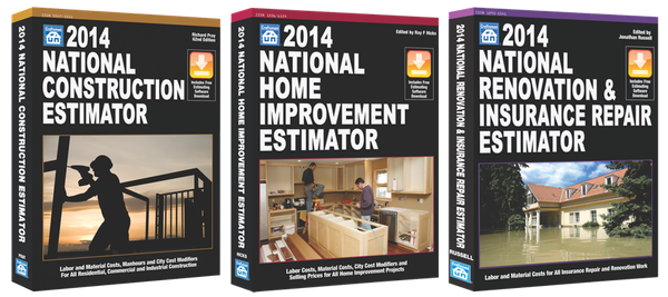 2014 Craftsman Costbooks